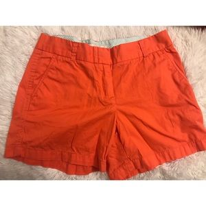 4 for $20 | J.Crew Chino Broken-In Shorts | SIZE 6